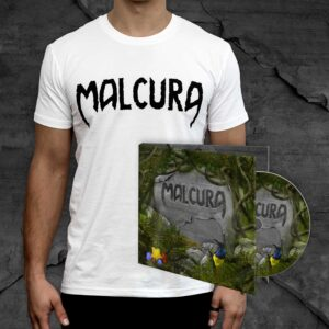 Malcura T-Shirt CD Bundle