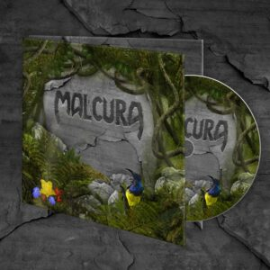 Malcura CD Digipak