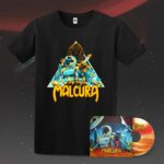 Malcura II CD Shirt Combo